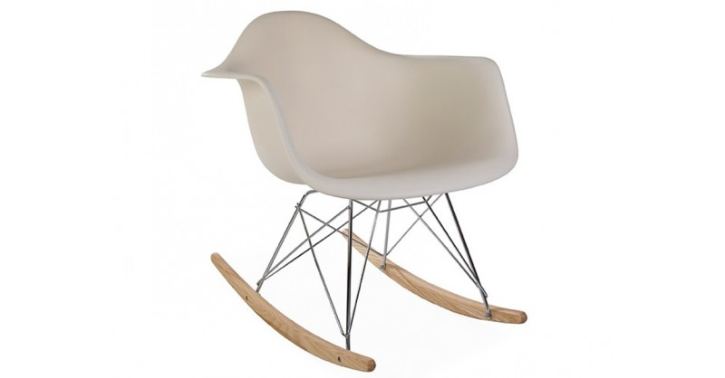 eames rocking chair rar cr me. Black Bedroom Furniture Sets. Home Design Ideas