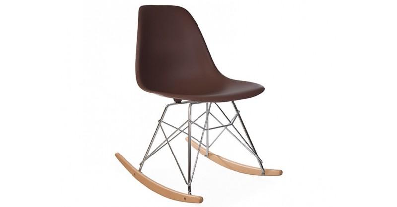 eames schaukelstuhl rsr kaffee. Black Bedroom Furniture Sets. Home Design Ideas