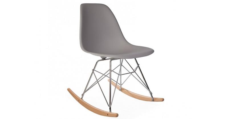 eames schaukelstuhl rsr mausgrau. Black Bedroom Furniture Sets. Home Design Ideas