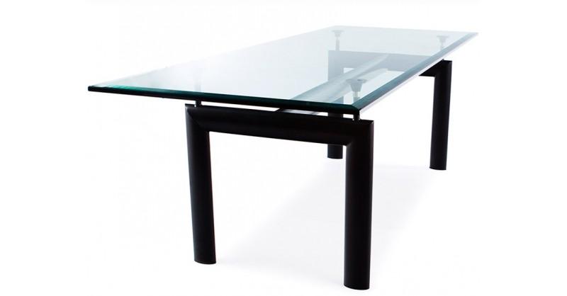 Bild Designer Möbel LC6 Le Corbusier Eß Tisch