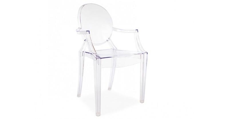stuhl louis ghost transparent. Black Bedroom Furniture Sets. Home Design Ideas